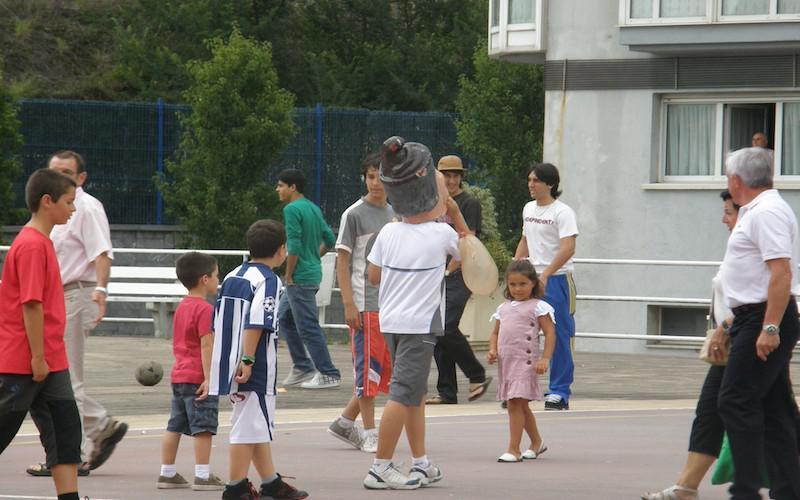 Gabierrotako jaiak