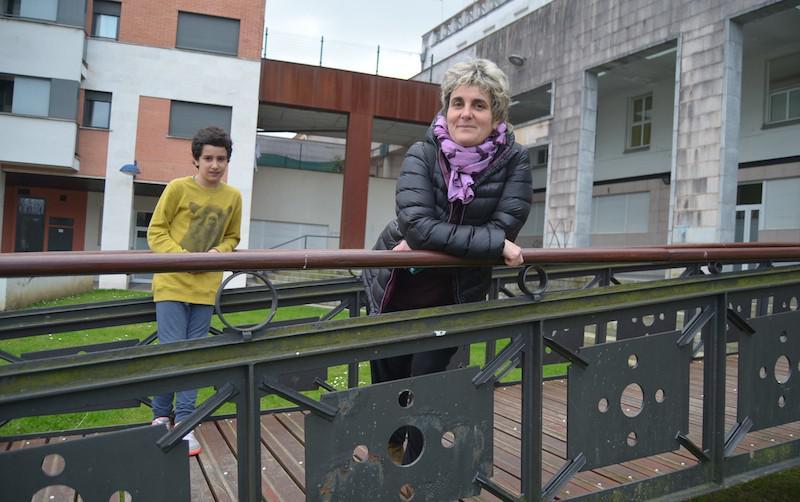 Kontxi Lopez, gizarte langilea, zaintza, emakumea, feminismoa, jabekuntza eskola
