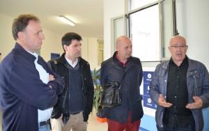 Sagarzazu, Mendoza, Nebreda eta Mujika Belabaratz-Tknikaren aurkezpenean