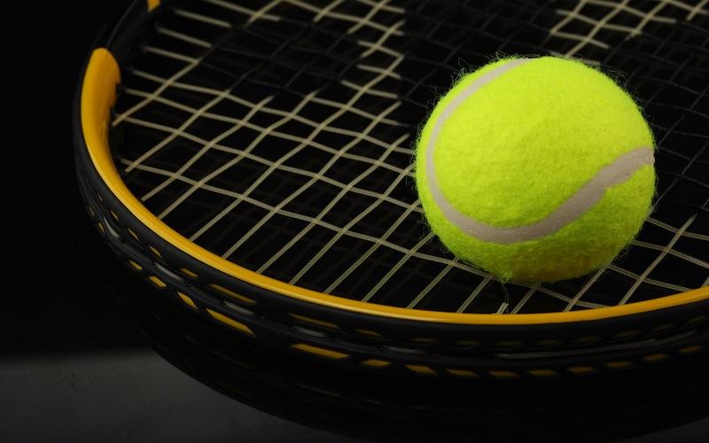 Ereintza da tenis openaren antolatzailea.