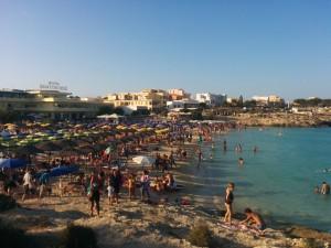 Turismoa Lampedusan.