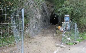 bidegorriko tunelak
