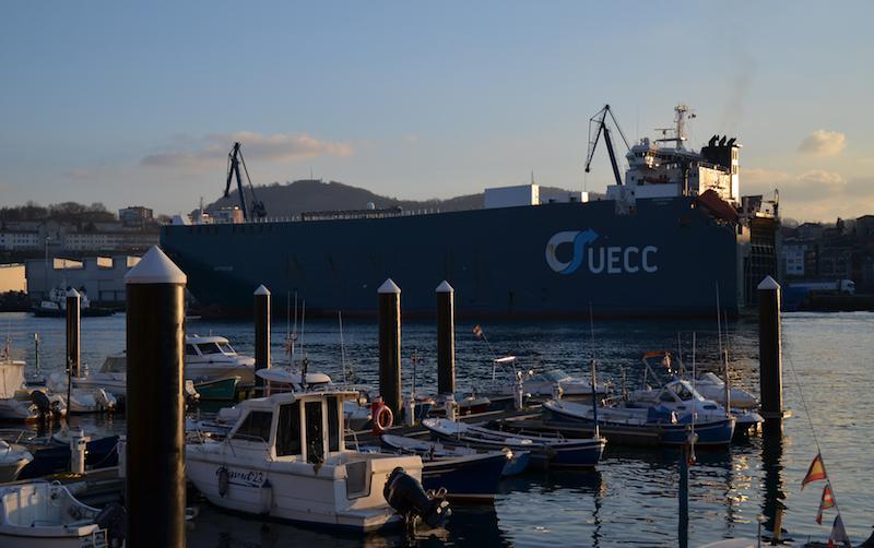 UECC, portua