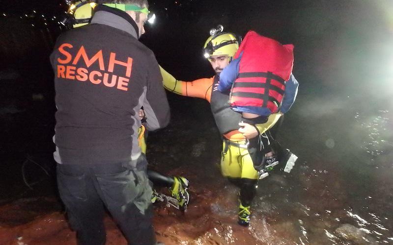 Salvamento Maritimo Humanitario elkartea diruz lagundu du udalak.