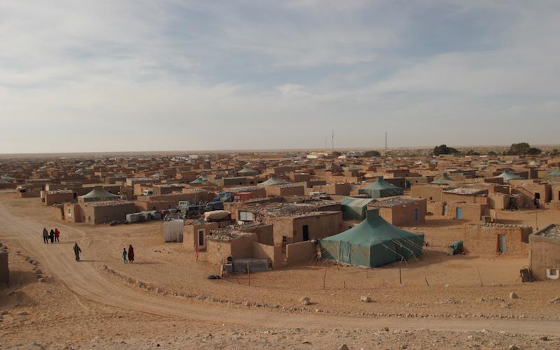 Saharako Estatua aldarrikatu zutela 42 Urte bete dira.