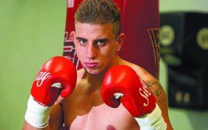 Sebas Perez Latigo boxeolaria.