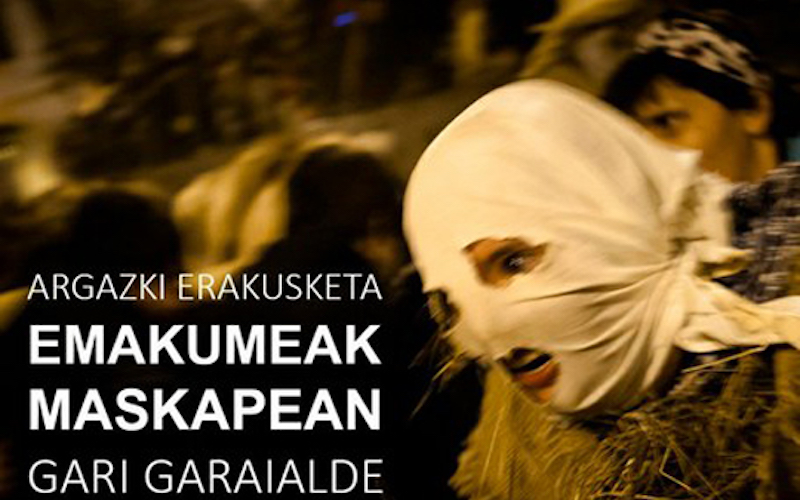 emakumean maskapean