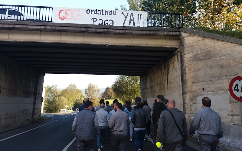 geka protesta