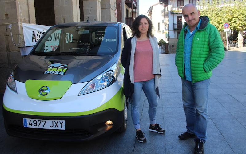 taxibusa elektrikoa