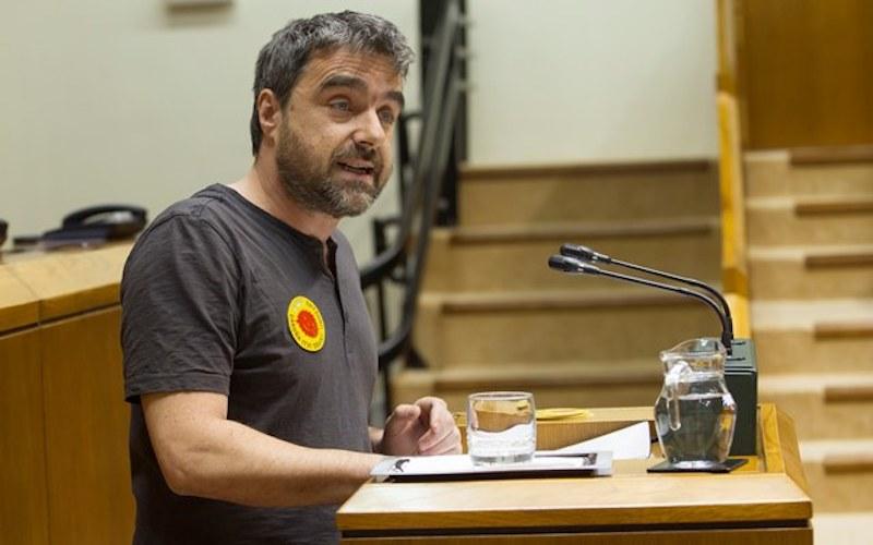 Lezo errotik Mikel Otero