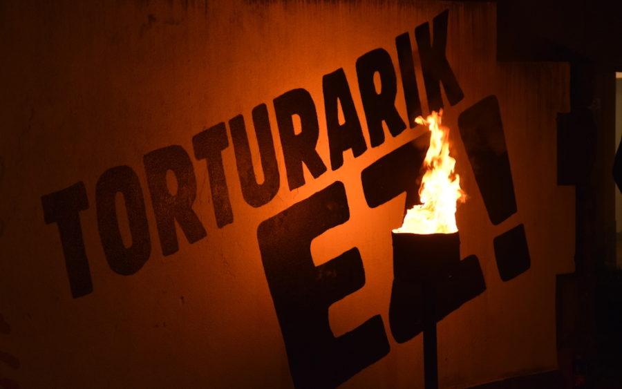 tortura oiartzun sortu