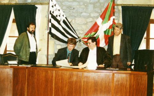 Oiartzun Karaez 25 urte