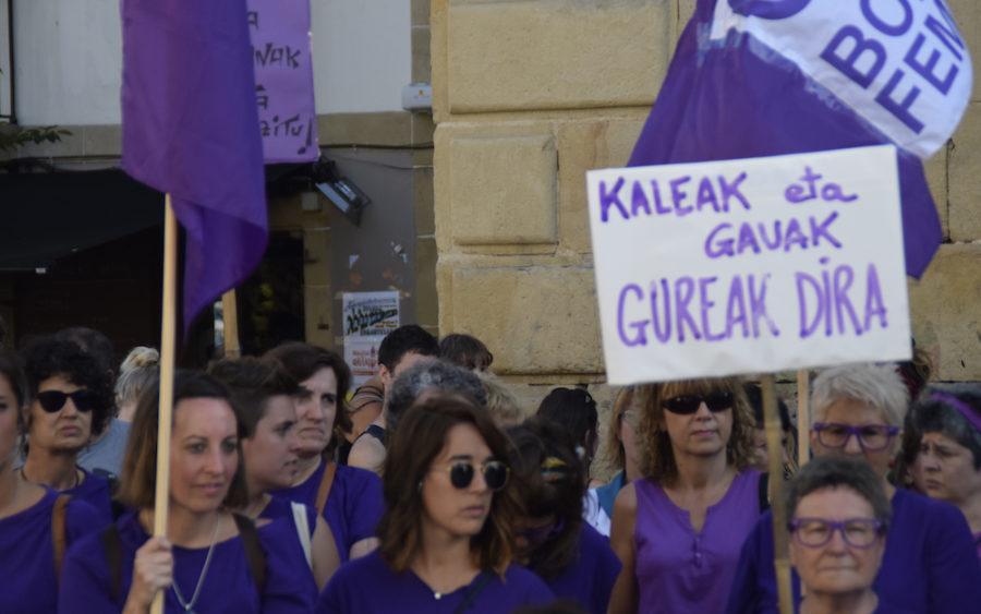 oiartzungo feministen asanblada