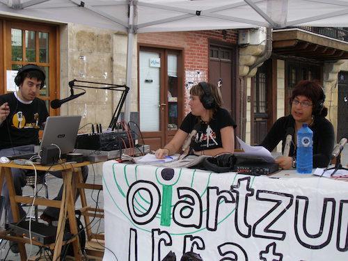 oiartzun irratia 2009