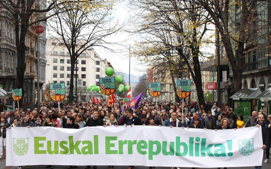 euskal errepublika manifestazioa