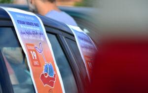 Eskubide sozialen karta. Mobilizazioak. Auto karabana.
