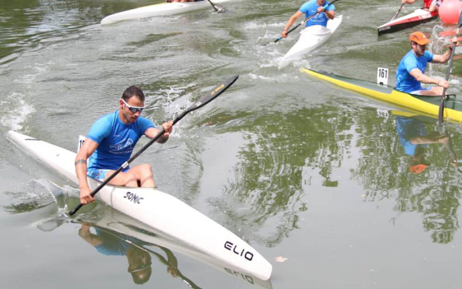 Donostia-Pasaia-Donostia proban parte hartuko du bihar Pasaia Kayak taldeak [Irudia: Pasaia Kayak]