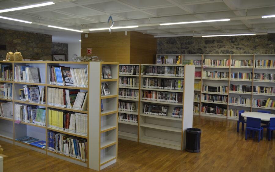 ordutegia xorrola biblioteka