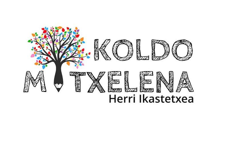 Koldo Mitxelena Herri Iakstetxearen logo berria.